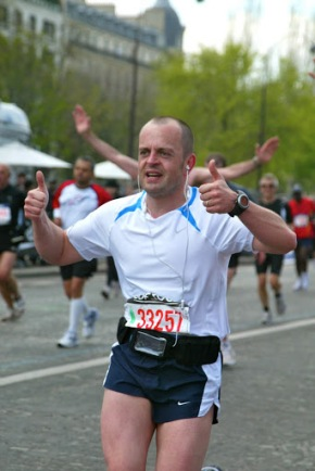 Marathon de Paris – 11 avril 2010
