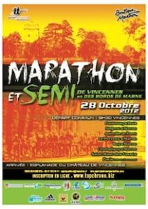 14- Marathon de Vincennes 2012