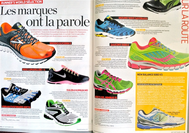 Runner's World n°38 - août/septembre 2013