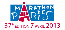 Marathon de Paris - 7 avril 2013