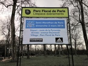 Semi-marathon de Paris – 2 mars2014