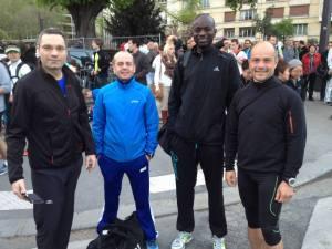 Laurent, Renaud, Pathé et Pierre