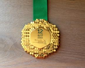 Marathon de Paris – 12 avril2015