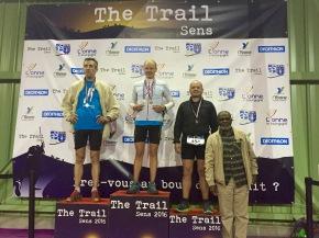 The Trail Sens – 60 km – 7 mai2016