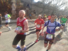 Marathon de Paris – 8 avril 2018